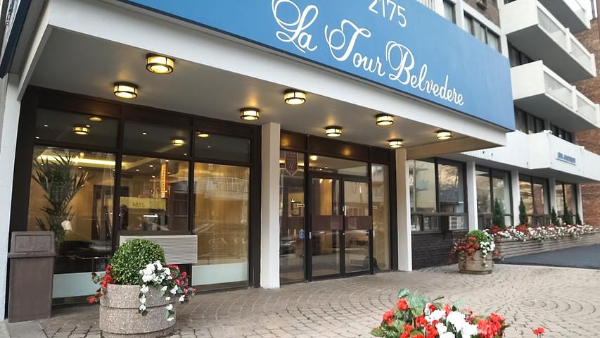 La Tour Belvedere Hotel Montreal