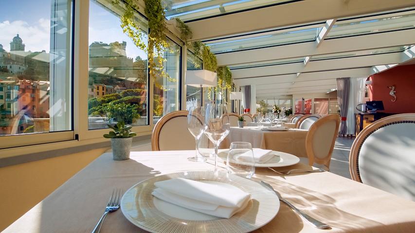Palmaria Restaurant Portovenere | Cinque Terre Dining | Grand Hotel