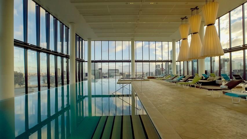 Pool Fitness Centre Crown Metropol Melbourne
