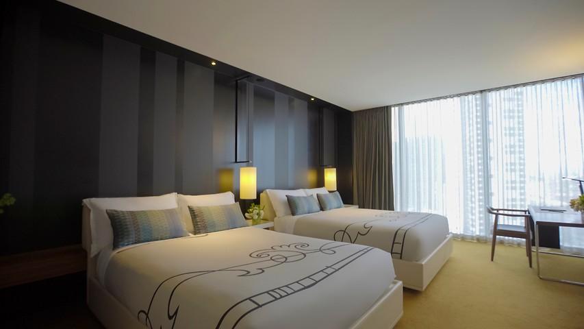 Luxe Rooms Crown Metropol Melbourne