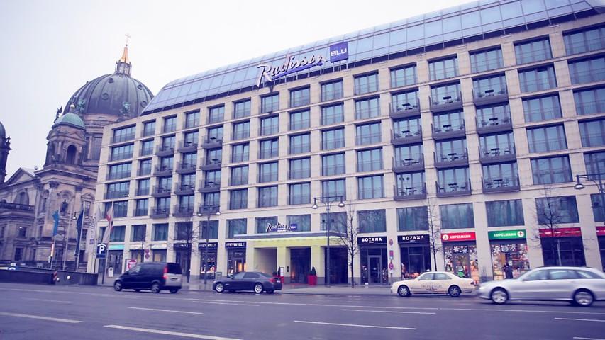 Hotel In Berlin Best Online Rate Radisson Blu Hotel Aquadom