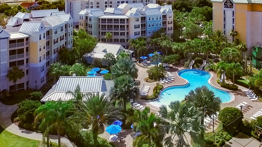 Vacation Resort In Kissimmee Fl Calypso Cay Resort
