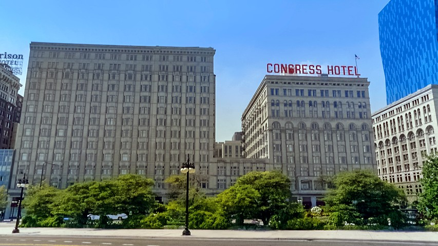 The Congress Plaza Hotel | Hotel on Michigan Ave Chicago