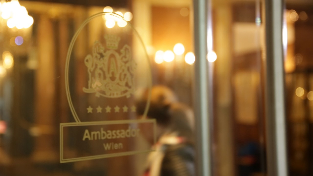 Ambassador hotel vienna 5 star hotel in vienna city centre