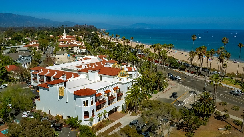 Hotel In Santa Barbara | The Santa Barbara Inn