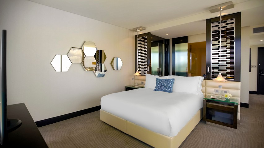 Studio Accommodations At Crown Towers Perth