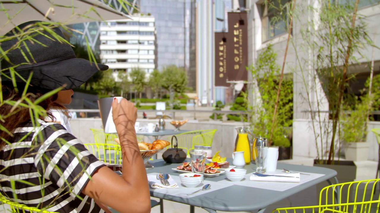 Business Hotels in Paris La Defense Hilton Paris La Defense France