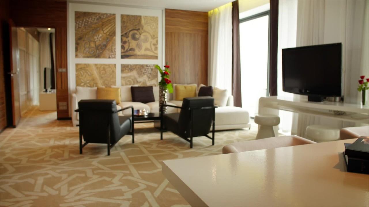 Hotel de luxe rabat – sofitel rabat jardin des roses