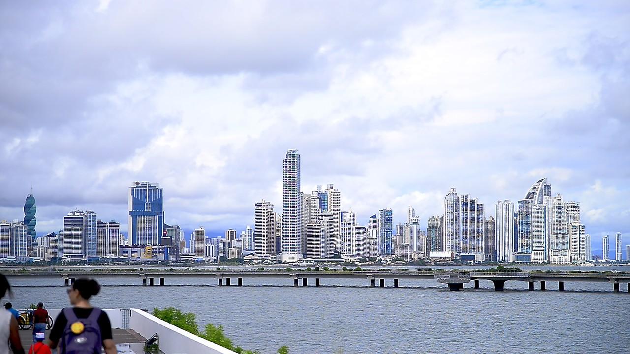Panama Stadt Titten