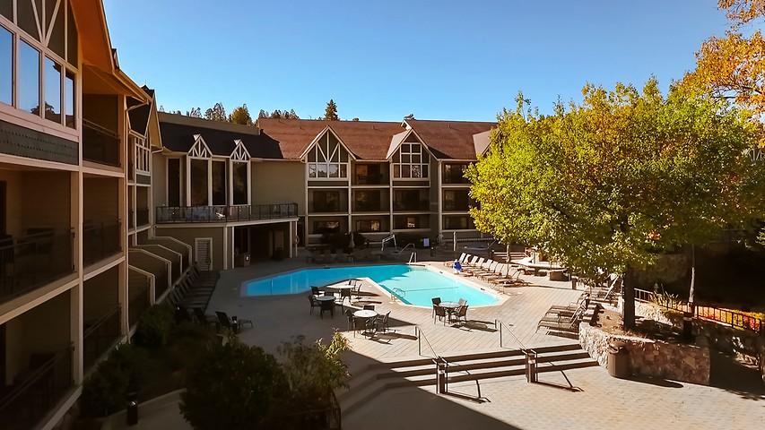 Lake Arrowhead Hotel And Spa