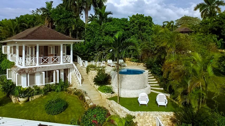 Luxury Jamaica Villa Round Hill Hotel