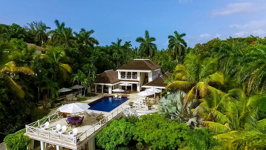 Villa 17 Luxury Jamaica Villa Round Hill Hotel