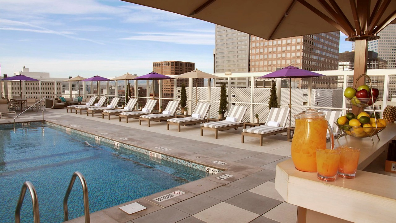 Warwick Denver Best Hotel In Downtown Denver
