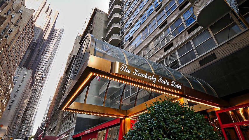 The Kimberly Hotel Boutique Hotel In Midtown Nyc