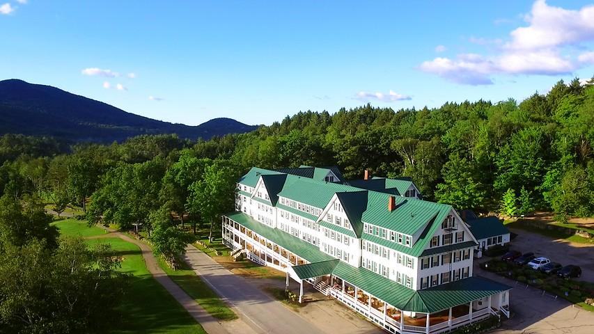 Jackson NH Hotels - Eagle Mountain House & Golf Club