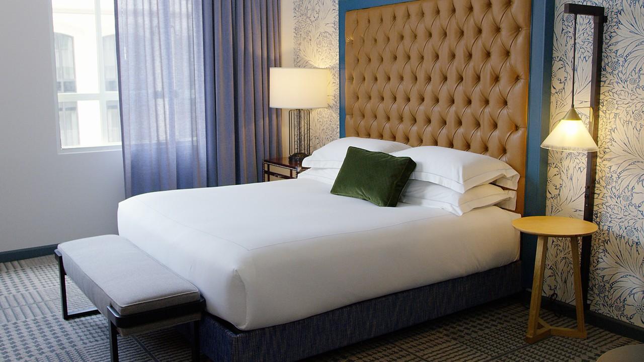 Best Denver Hotels Kimpton Hotel Monaco Denver