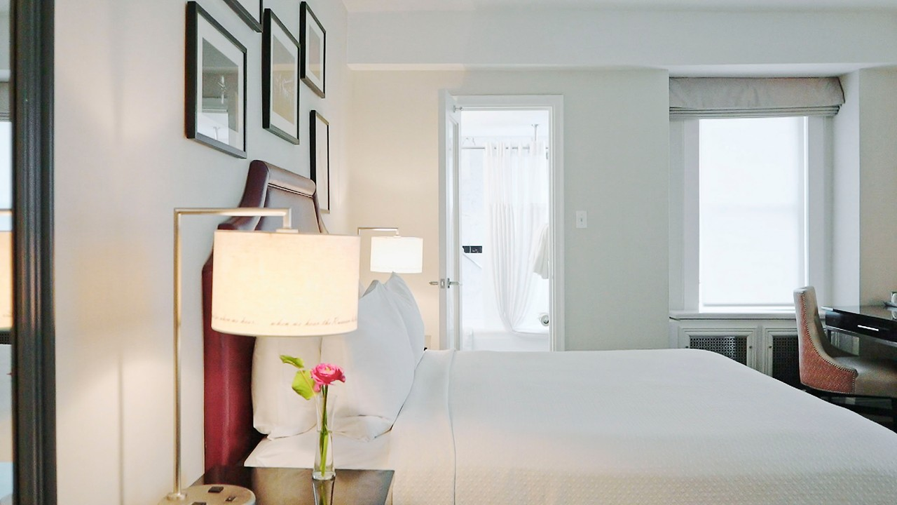 Rooms - Our Hotel Suites in Midtown New York - The Lexington