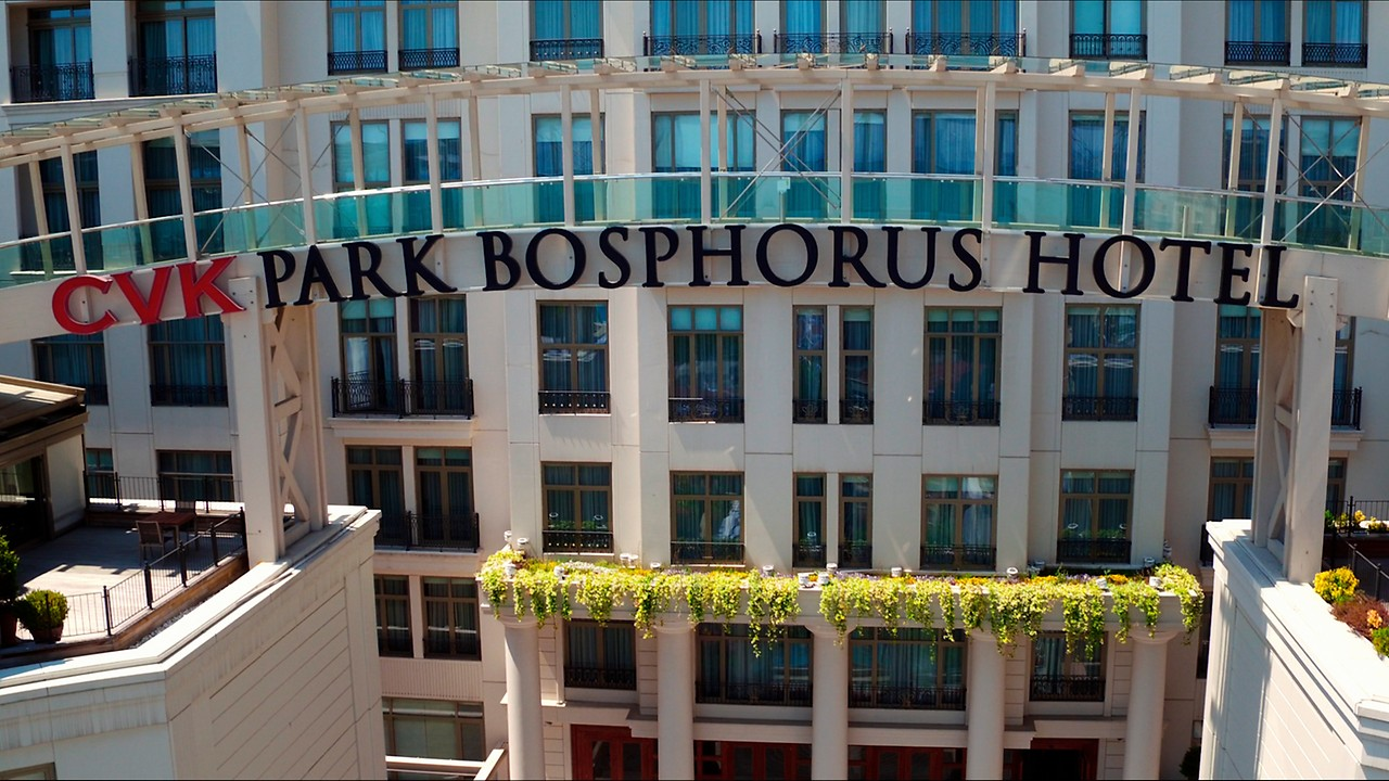 Istanbul Luxury Hotels Bosphorus Cvk Park Bosphorus Hotel