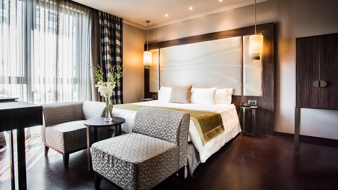 Uptown Palace: 4 Stars Business Hotel Milan City Centre