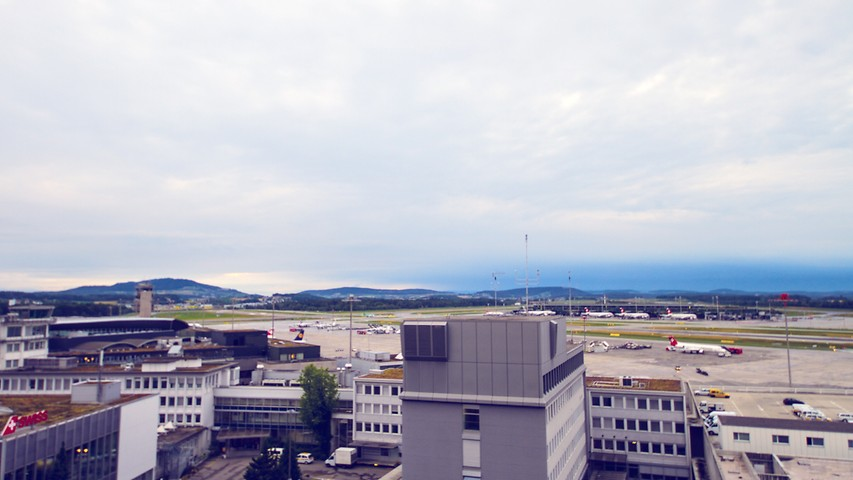 Hotel At Zurich International Airport Kloten Airport Radisson