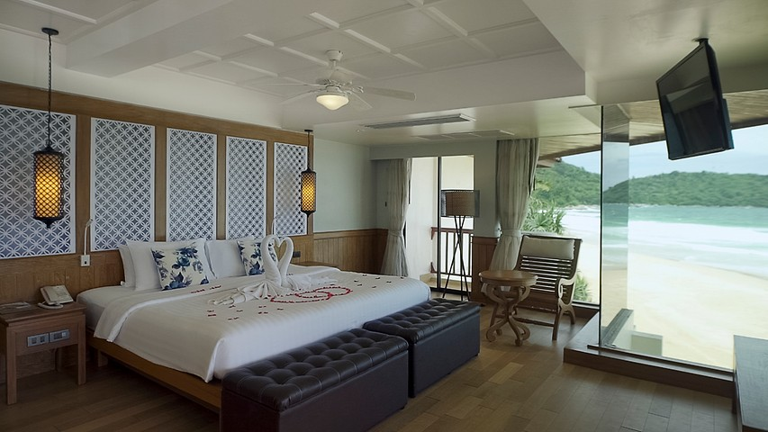 One Bedroom Royal Thani Suite Katathani Romantic Kata