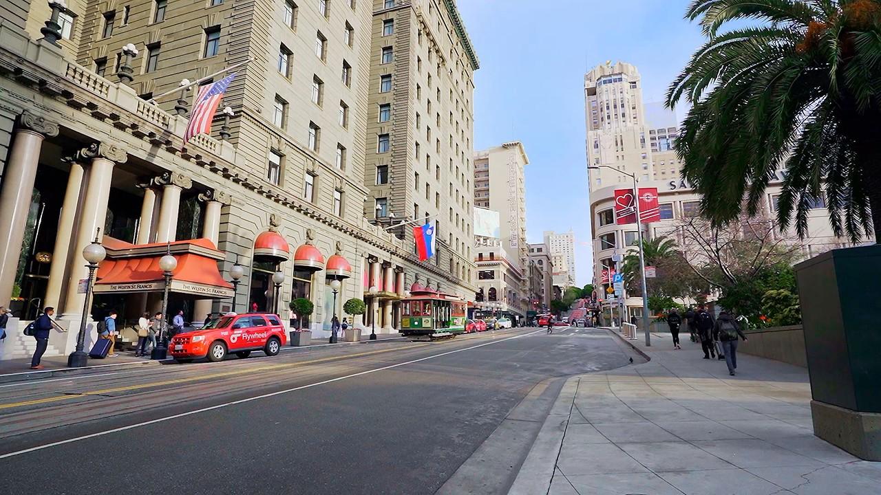 Warwick San Francisco | Boutique Hotel San Francisco