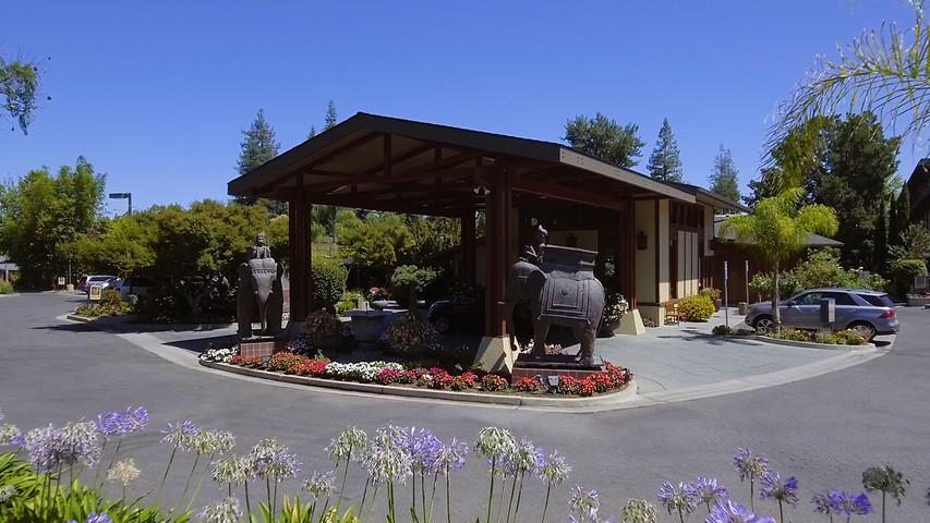 Dinah S Garden Hotel Boutique Hotel In Palo Alto California