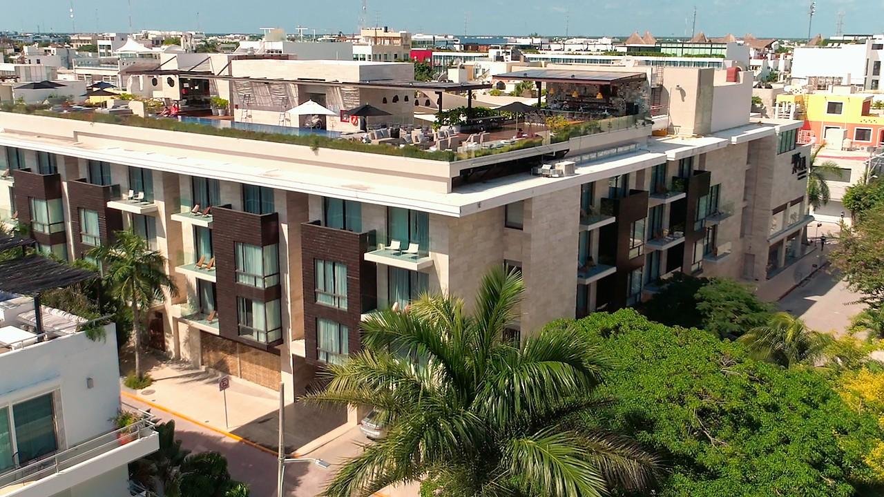Hotel Live Aqua Boutique Resort Playa del Carmen - Overview f484ab72ba8