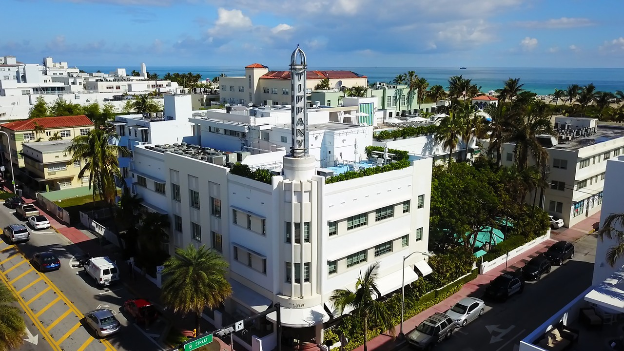 The Hotel Of South Beach Miami