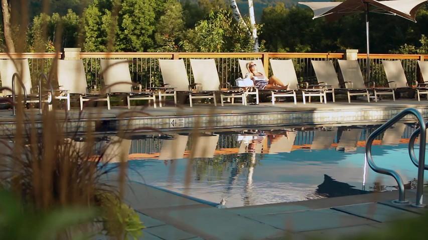 Stowe Vermont Luxury Spa - Topnotch Resort