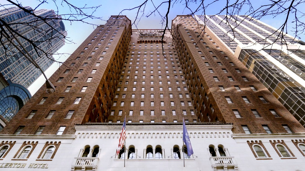 Hotels In Chicago >> Warwick Allerton Chicago 4 Star Hotel In Downtown Chicago