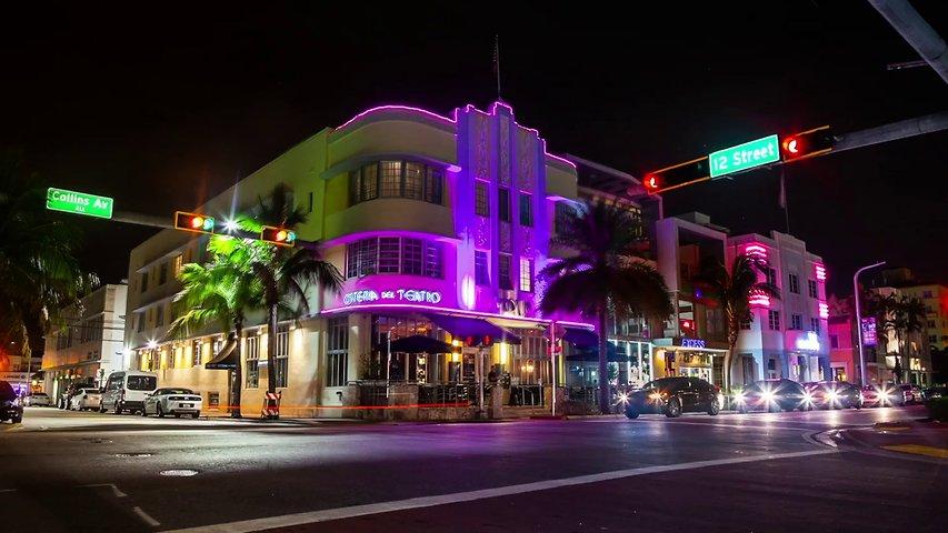 Boutique Hotel On Collins Ave Miami Beach
