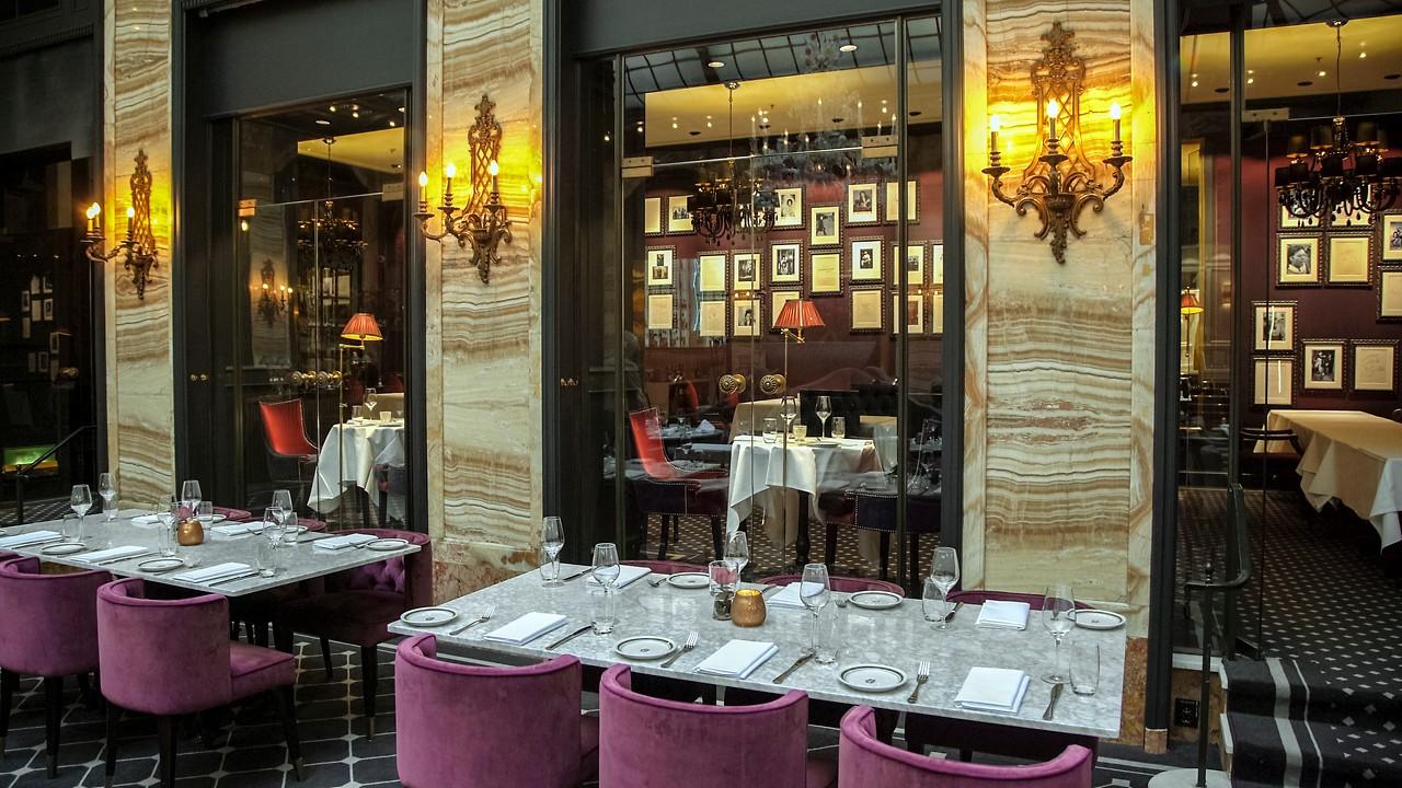 restaurant kart oslo Restaurant Oslo Karl Johan | Middag Oslo | Grand Hotel Oslo restaurant kart oslo