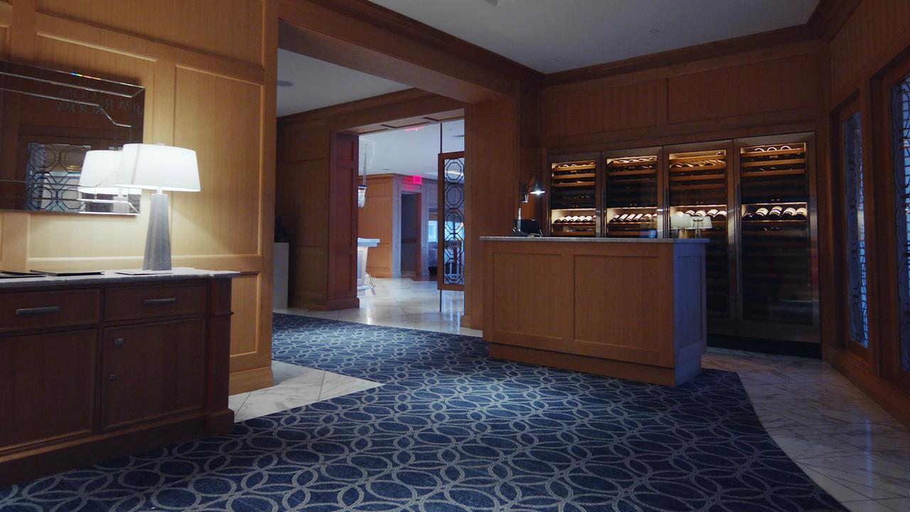 Meritage The Restaurant Boston Harbor Hotel Restaurant