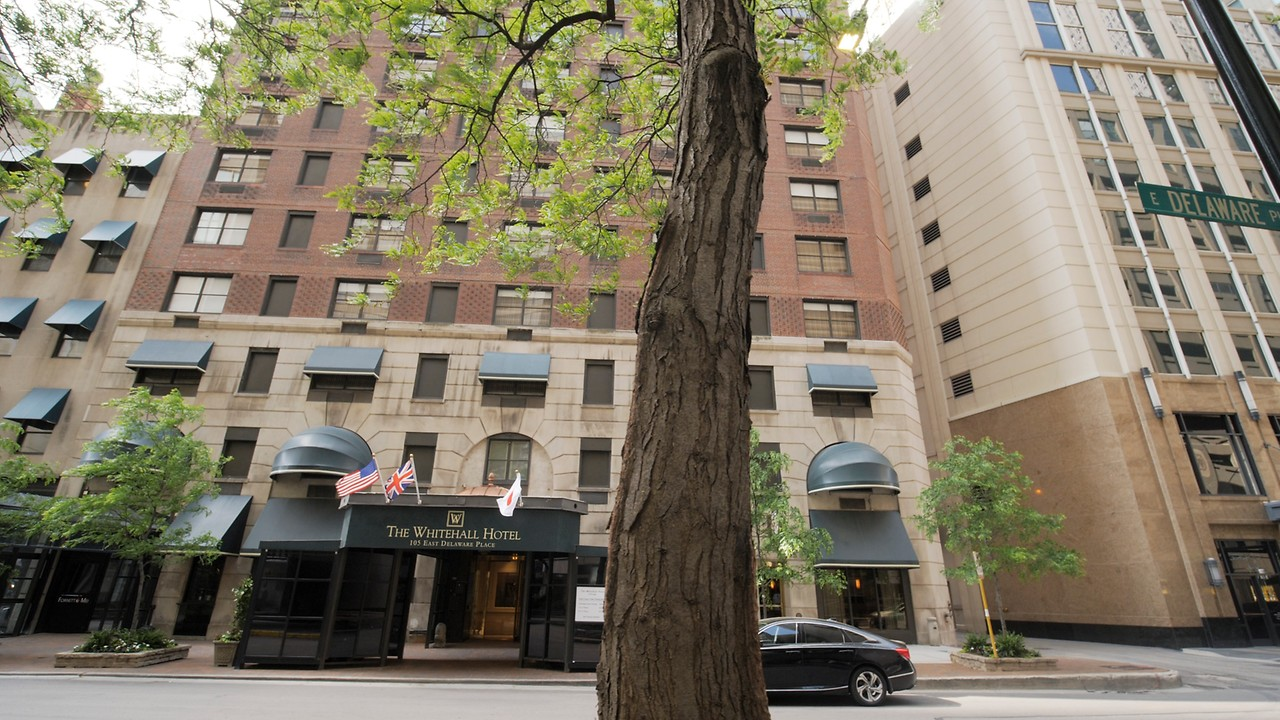 The Whitehall Hotel - Boutique Hotels Chicago on