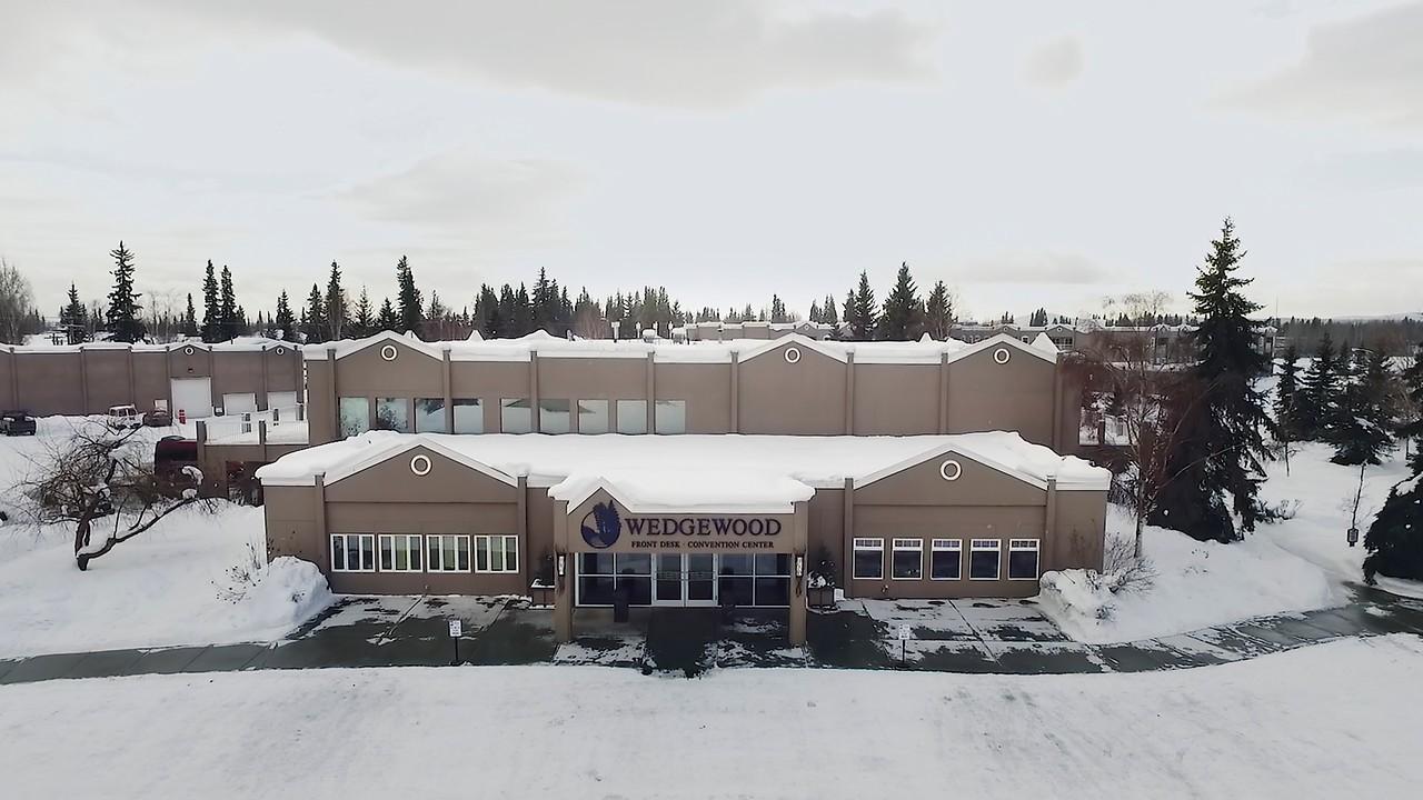 Wedgewood Resort - Alaska Resort - Fountainhead Hotels ...