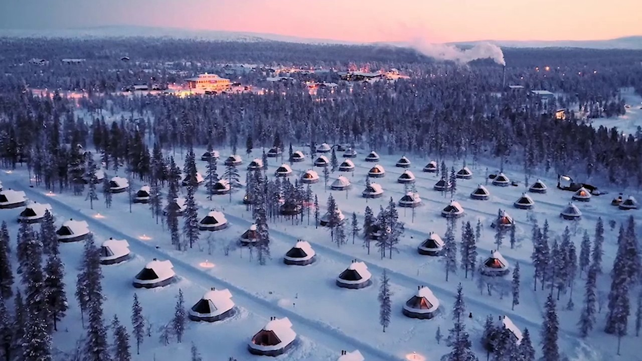 a78b5c3308d ... Northern Lights Village Levi. Immersive Arctic Experiences in Lapland