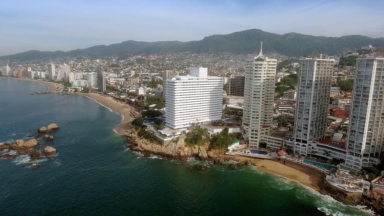 Jun192018 Hotel Fiesta Americana Villas Acapulco