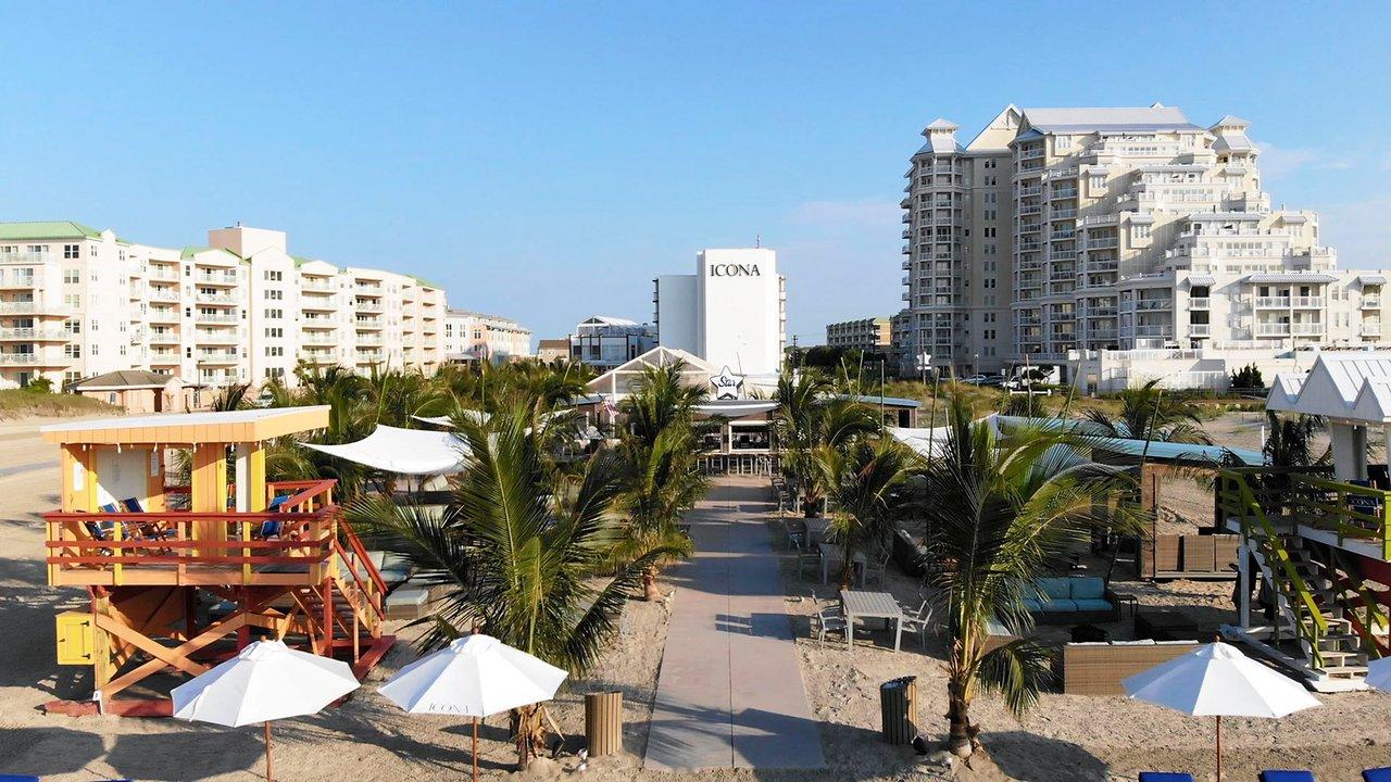 Icona Diamond Beach Nj